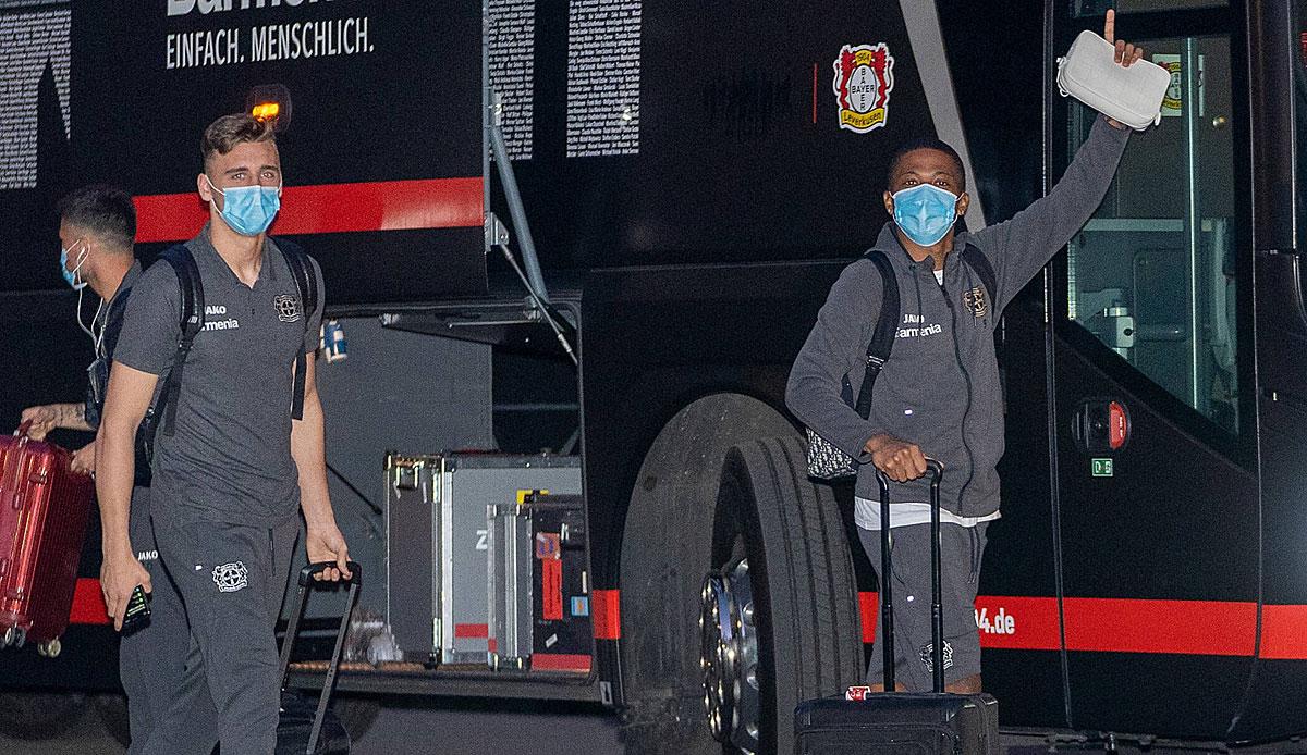 Manchester City nimmt offenbar Bayer Leverkusens Leon Bailey als Sane-Ersatz ins Visier