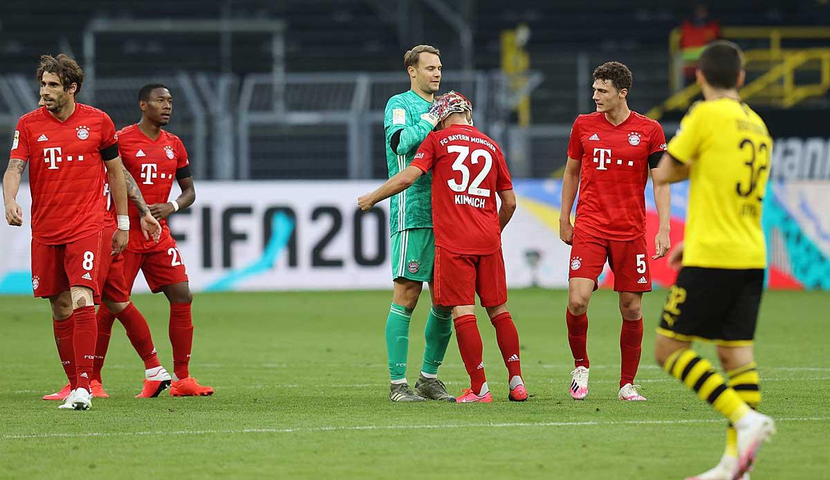 FC Bayern München - Fortuna Düsseldorf: Datum, Ort, TV-Übertragung