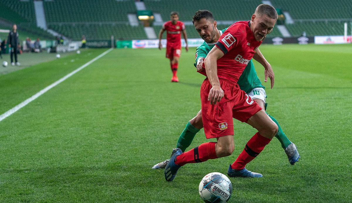 U17-Nationaltrainer Christian Wück über Leverkusen-Youngster Florian Wirtz: Lasst den Jungen einfach kicken!