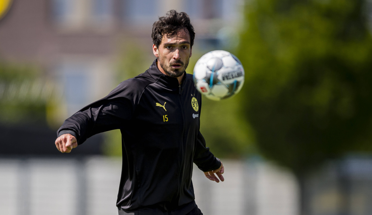 BVB vor Kracher gegen FC Bayern: Dortmund mit Hummels - Witsel vor Rückkehr