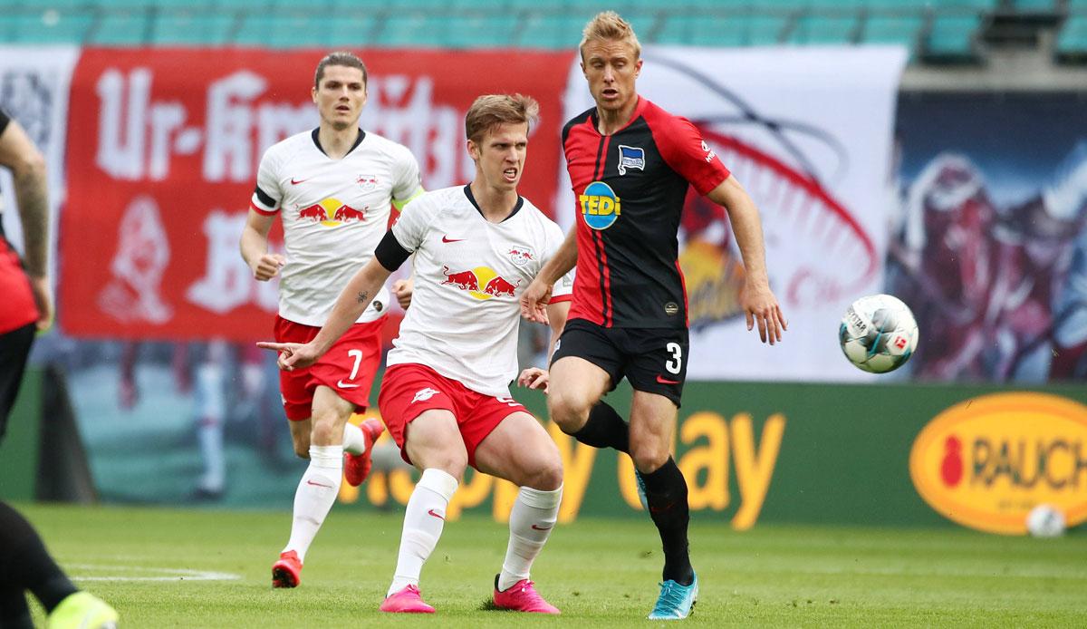 Bundesliga RB Leipzig Vs Hertha BSC Das 2 2 1 1 Zum