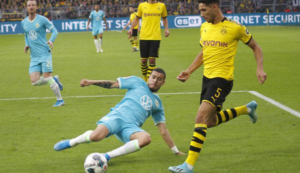 Dortmund Wolfsburg Fernsehen