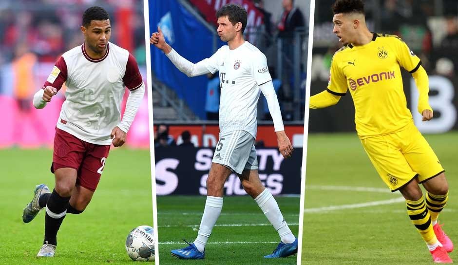 Aktuellen Bundesliga Ergebnisse