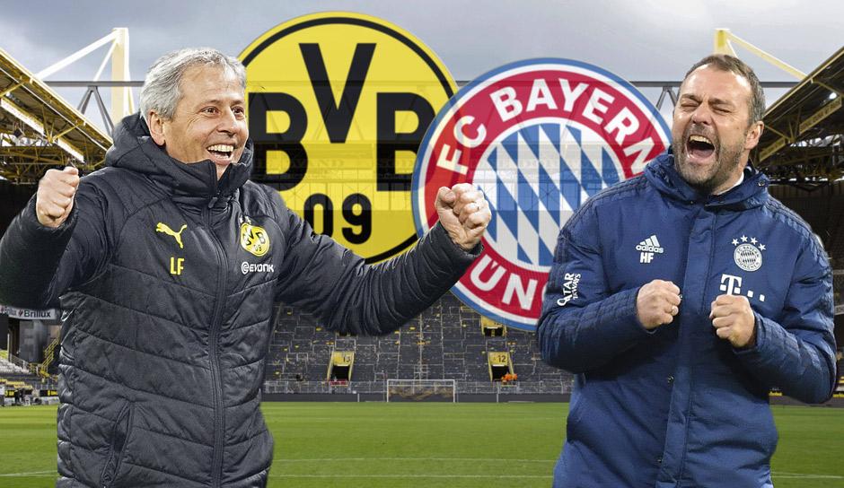 Bvb Dortmund Gegen Bayern München