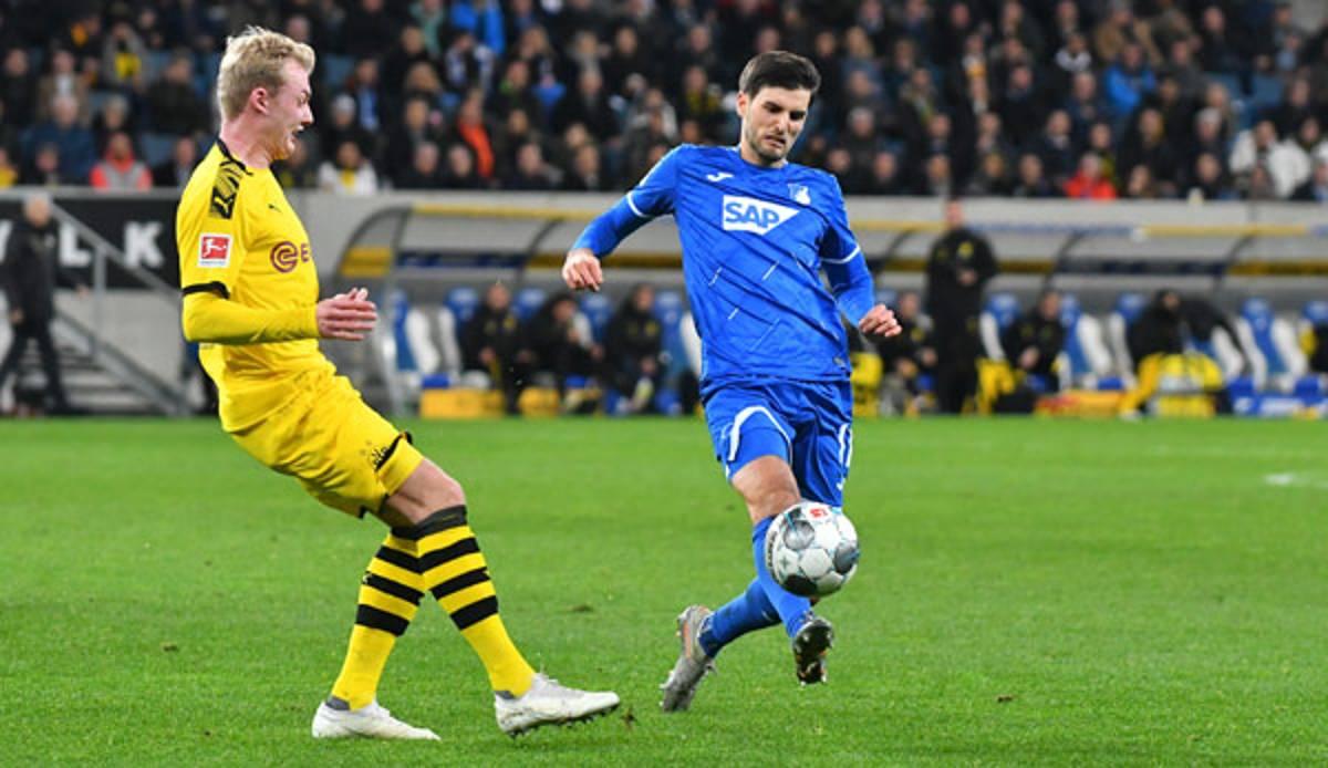 Borussia Dortmund Gegen Hoffenheim
