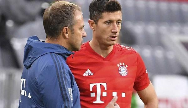 Flick s'est passé de Lewandowski à Cologne.