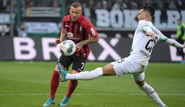 Wer zeigt / überträgt SC Freiburg - Borussia Mönchengladbach heute live im  TV und Livestream?