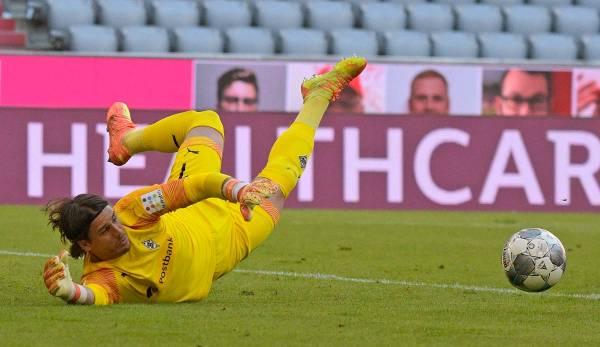Yann Sommer veut atteindre une place en Ligue des champions avec le Borussia Mönchengladbach.