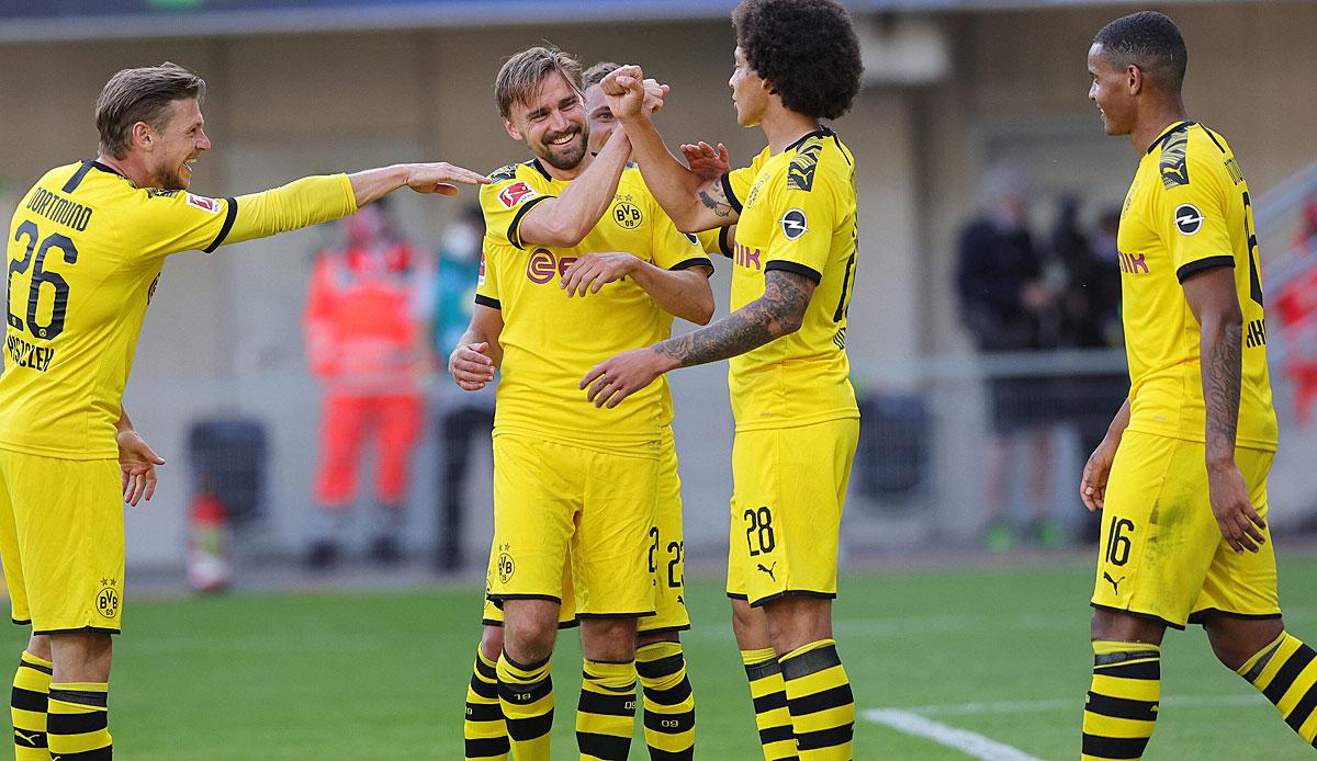 Flipboard Borussia Dortmund Setzt Zeichen Fur Eine Bessere Welt