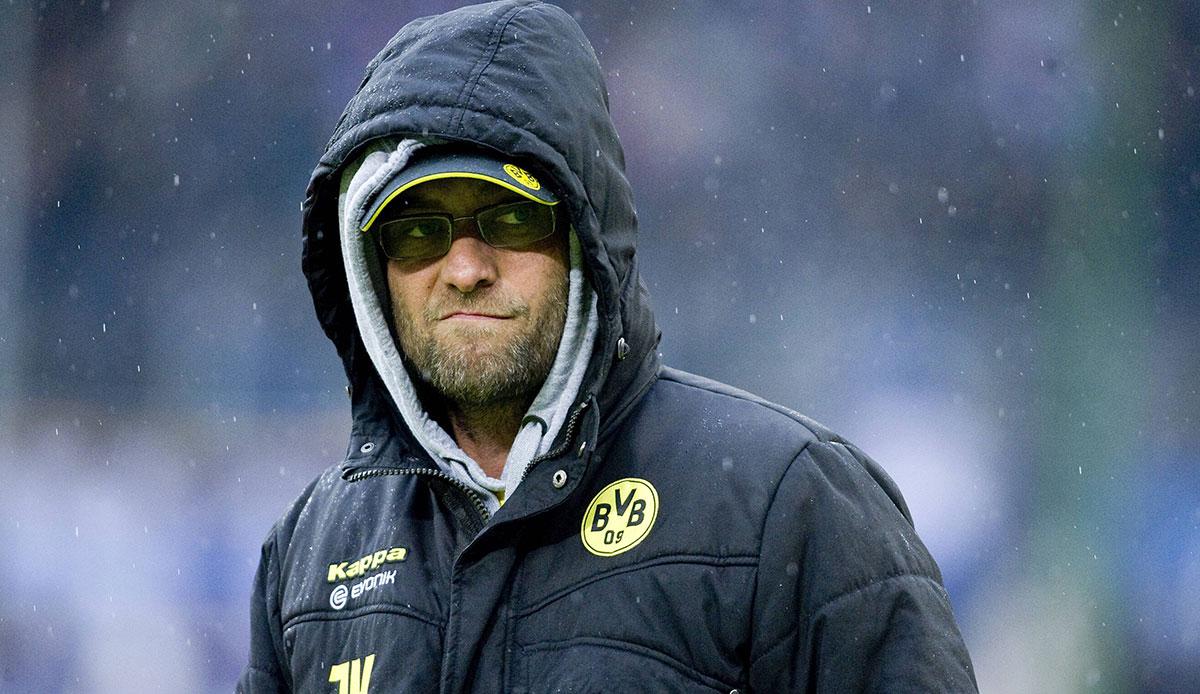 Als der HSV Jürgen Klopp beschatten ließ - und dann doch absagte