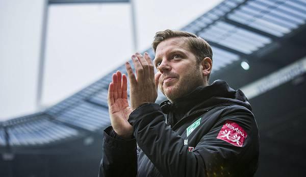 Bundesliga: Florian Kohfeldt bleibt Trainer bei Werder Bremen