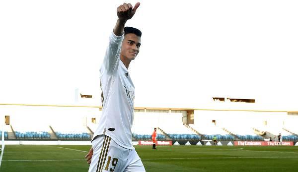 Reinier pourrait quitter le Real Madrid pour la Bundesliga.