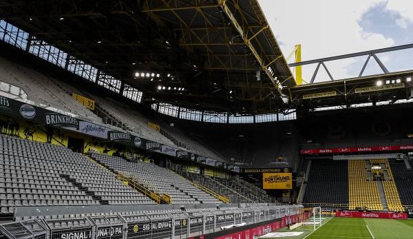 Verrons-nous bientôt des fans à Signal Iduna Park?