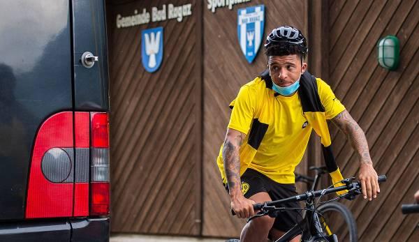 Jadon Sancho jouera probablement également pour BVB la saison prochaine.