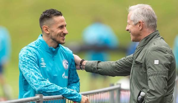 Positiver Corona-Fall in Schalker Trainingslager