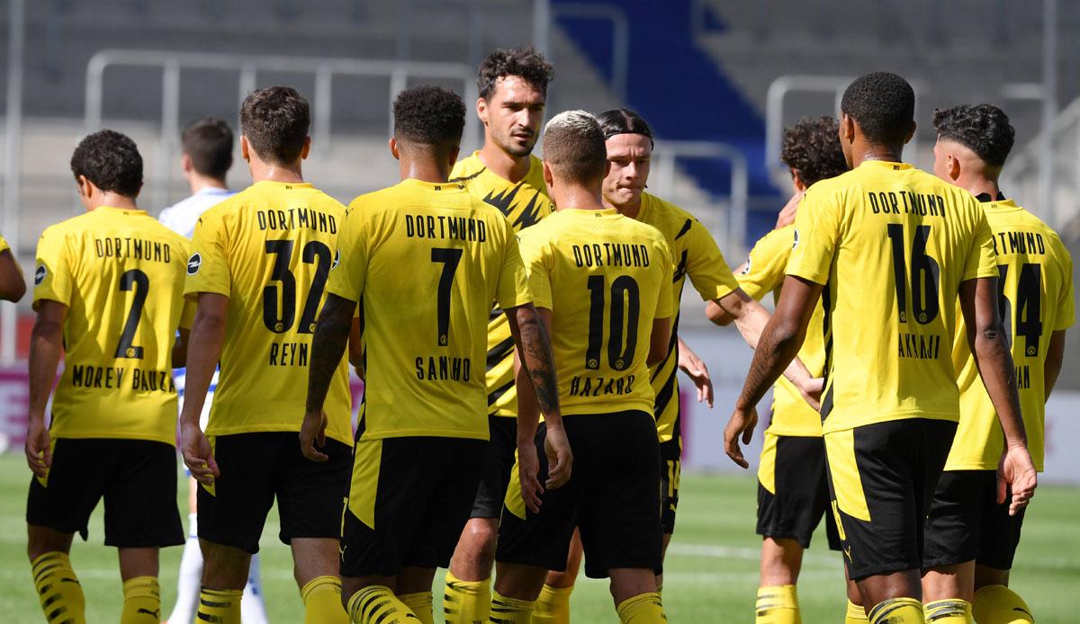 Termine Borussia Dortmund