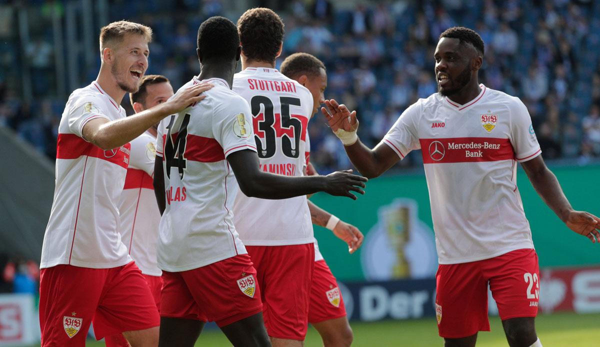 Stuttgart Gegen Freiburg