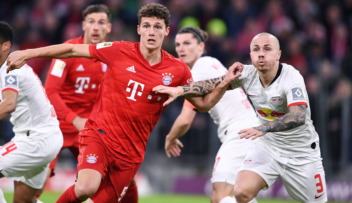 Ansetzungen 1. Bundesliga