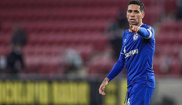 A maintenant beaucoup de responsabilités en temps de crise: le capitaine de Schalke Omar Mascarell.