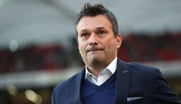 Trainerentlassung bei Mainz, Schmidt neuer Sportchef
