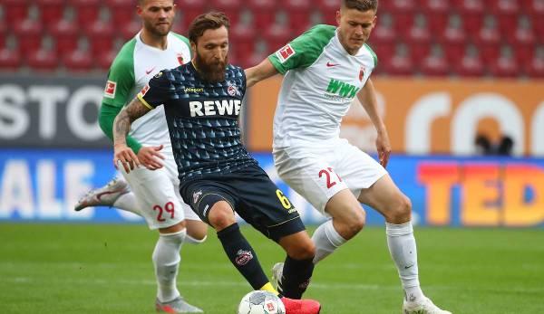 1. FC Köln und der FC Augsburg trennten sich zuletzt 1:1.