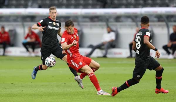 Das letzte Aufeinandertreffen der beiden Klubs gab es im DFB-Pokalfinale der vergangenen Saison (4:2-Sieg für Bayern).