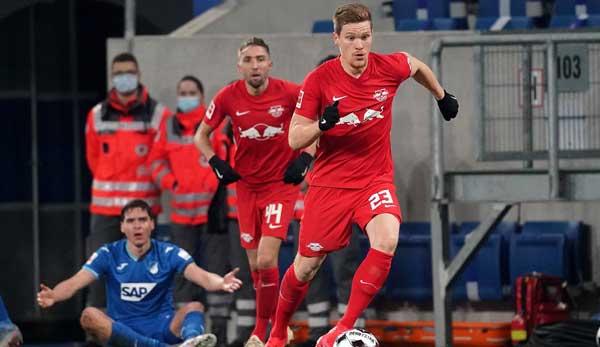 RB Leipzig setzte sich am vergangenen Spieltag mit 1:0 gegen die TSG Hoffenheim durch.
