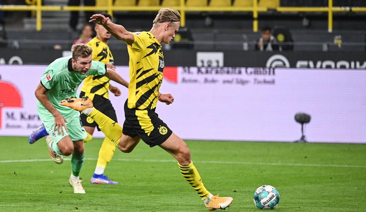 Borussia Mönchengladbach gegen BVB (Borussia Dortmund) heute live im TV, Livestream und Liveticker