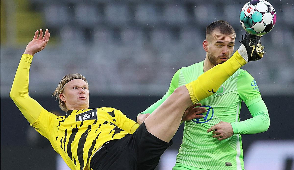 Dortmund Gegen Wolfsburg Heute