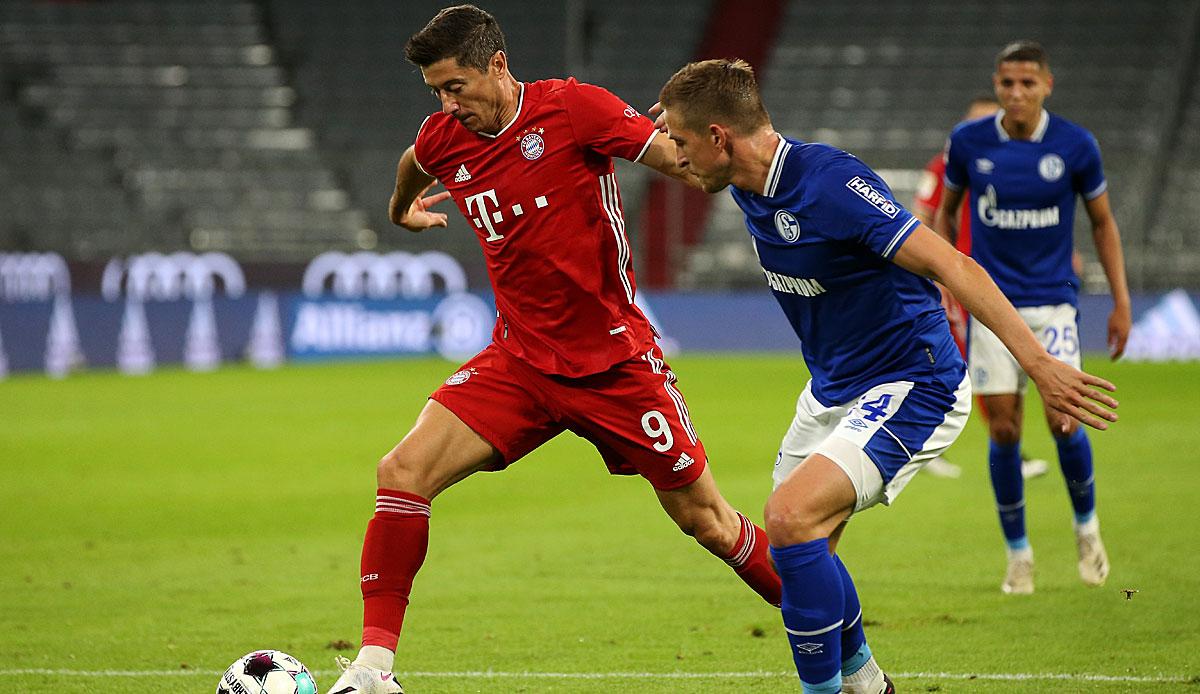 Schalke Bayern Heute