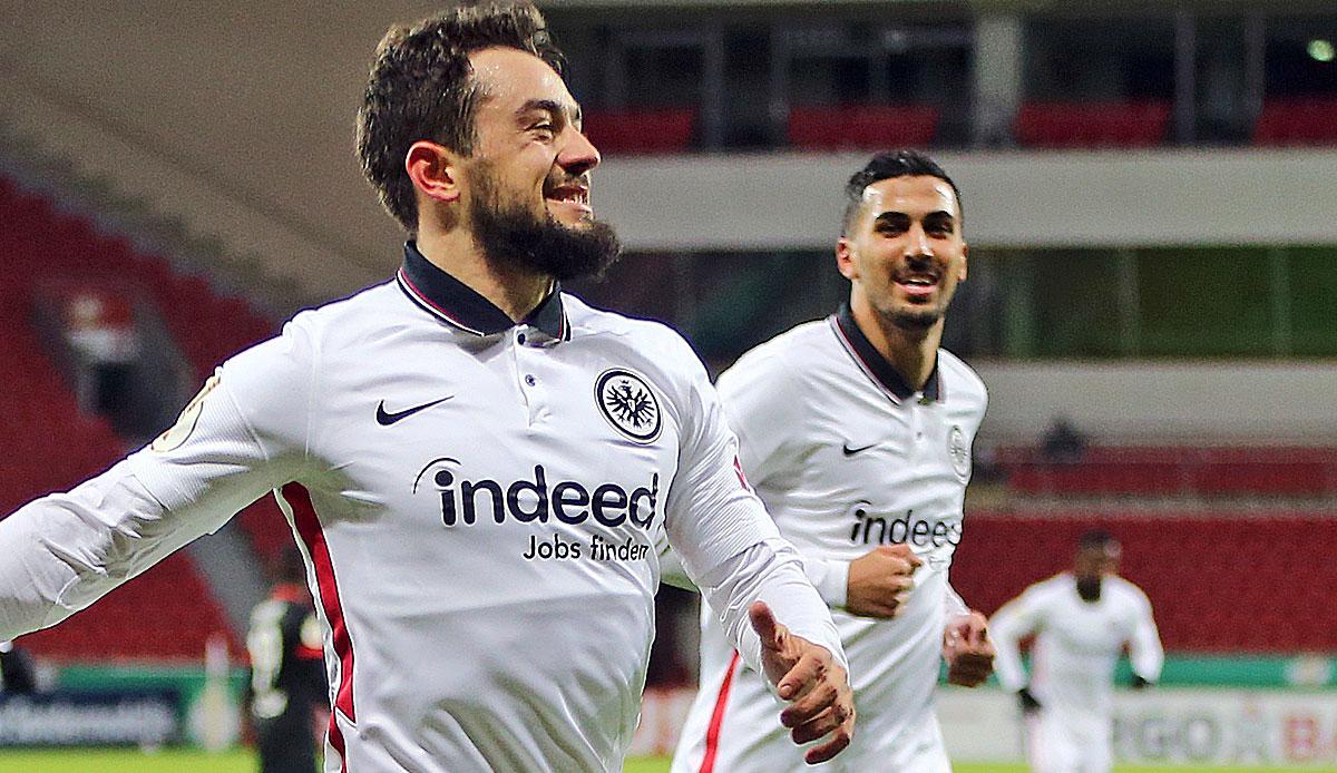 Eintracht Frankfurt - Büffelherde mit Straßenkickern: Drei Gründe für den Aufschwung der SGE