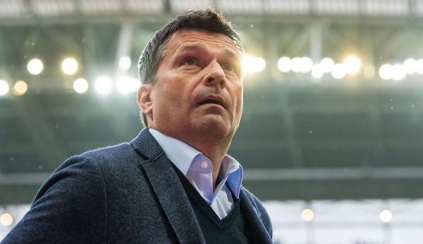 Christian Heidel trägt laut Schalke-Legende Klaus Fischer die Hauptschuld an der sportlichen Misere bei S04.