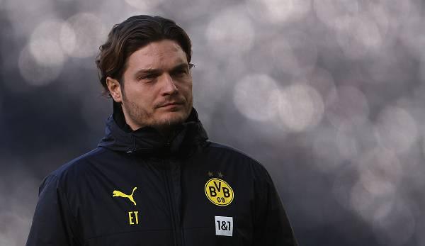 Edin Terzic wird Co-Trainer unter Marco Rose.