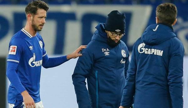 Mark Uth wird Schalke 04 wohl noch länger fehlen.