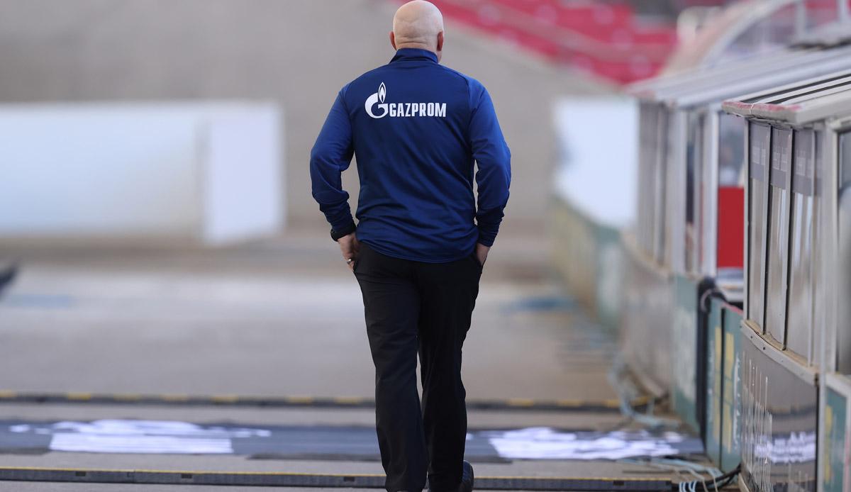 FC Schalke 04: Fragen zum Beben -