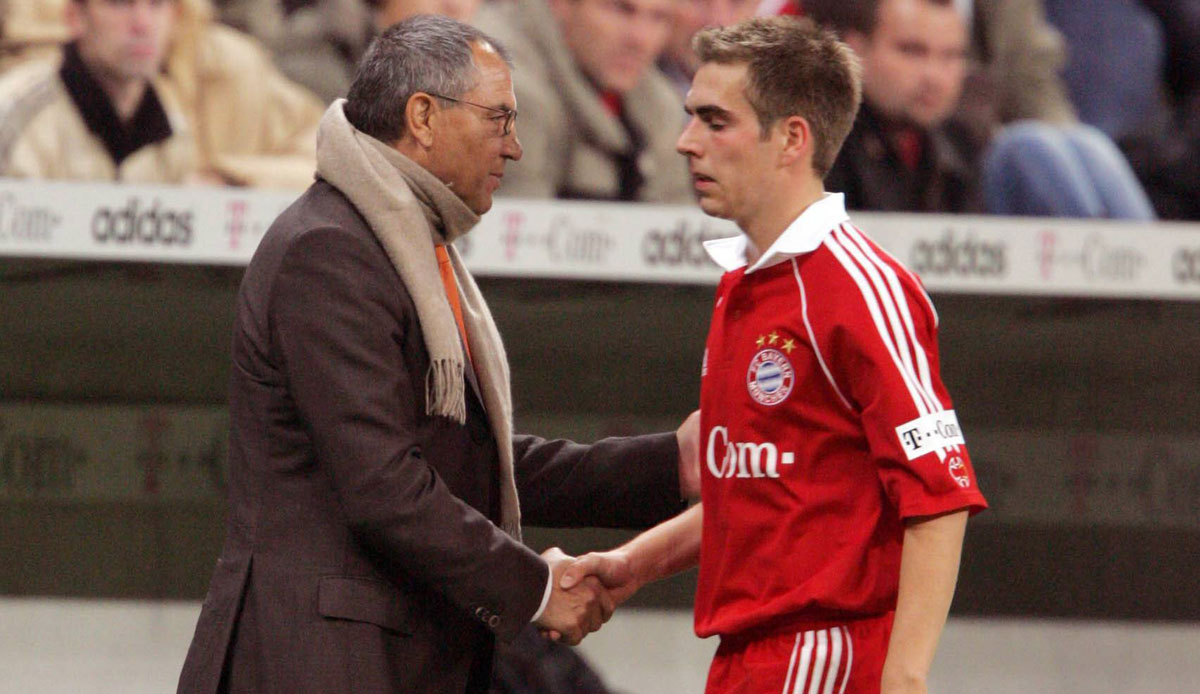 FC Bayern - Ex-Kapitän Philipp Lahm schießt gegen Felix Magath: