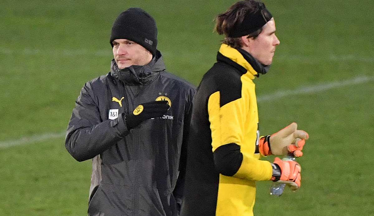 BVB-Pressekonferenz: Trainer Edin Terzic lässt bei Torhüterfrage aufhorchen - SPOX