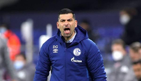 Dimitrios Grammozis hat bei Schalke 04 auch einen Vertrag für die 2. Liga.