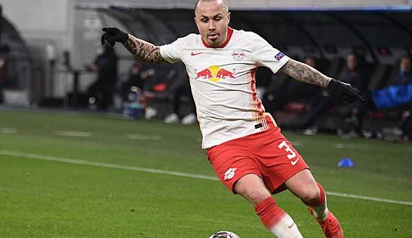 Wird RB Leipzig im Rückspiel gegen den FC Liverpool fehlen: Leistungsträger Angelino.