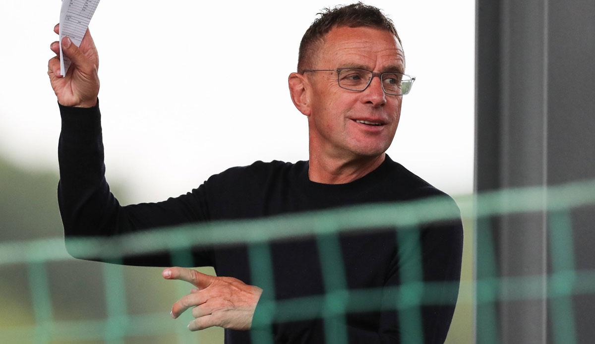 DFB-Team: Ralf Rangnick für Julian Nagelsmann ein guter Kandidat für Löw-Nachfolge