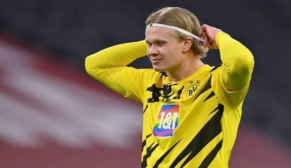 Rencontre Manchester City avec BVB: Erling Haaland.