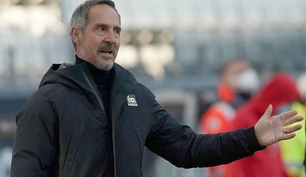 Trainer Eintracht Frankfurt