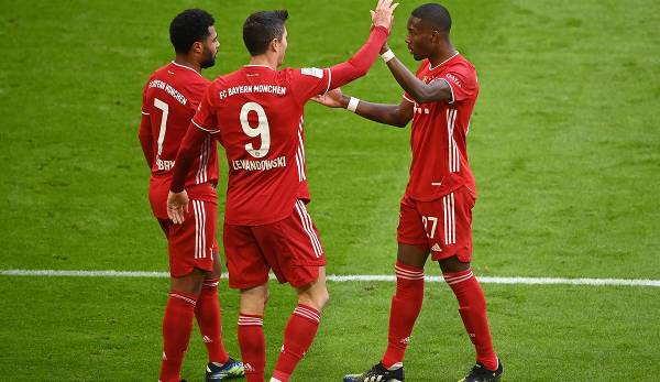 Restprogramm Bayern München