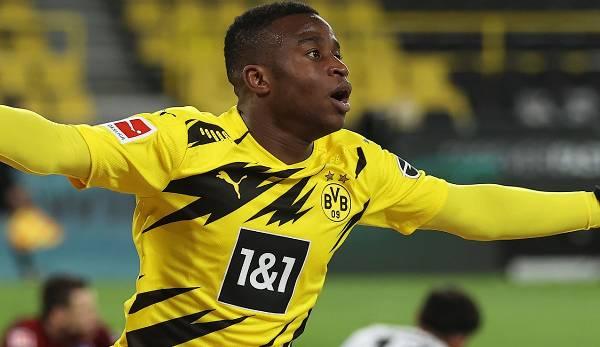 Youssoufa Moukoko ist der jüngste Torschütze der Bundesliga-Geschichte.