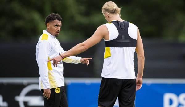 Donyell Malen wird beim BVB zusammen mit Erling Haaland auf Torejagd gehen.