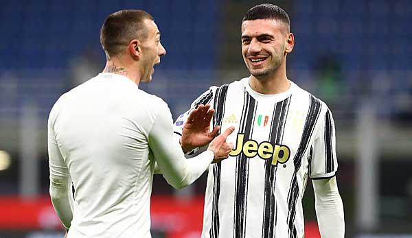 Könnte in der kommenden Saison für den BVB auflaufen: Juventus-Verteidiger Merih Demiral.