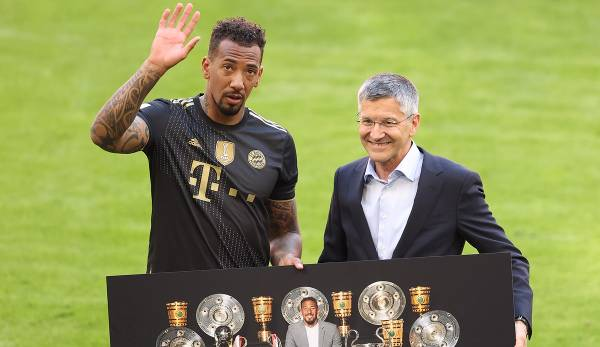 Zoff with FCB bosses most likely prompted Boateng farewell