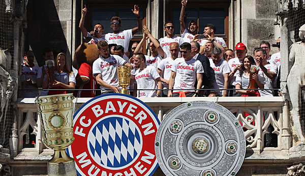 Fc Bayern Double