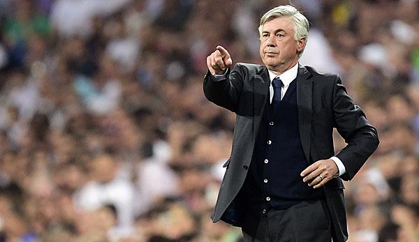Ancelotti: Auch gut ohne Ball sein