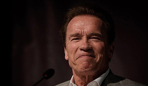 Arnold Schwarzenegger Spiele
